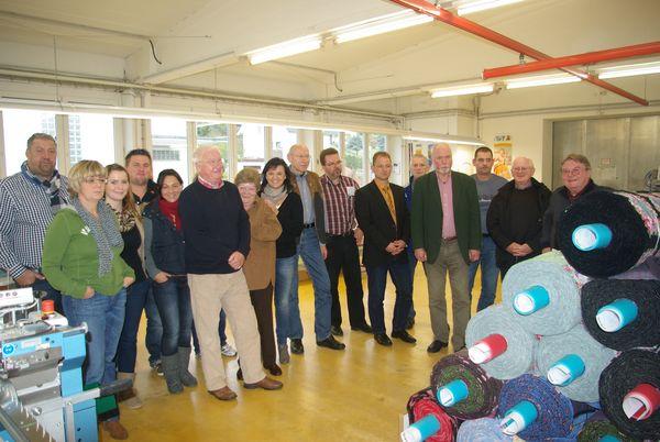 Feiler Hohenberg kandidaten der spd beenden erfolgreich ihre informationstour